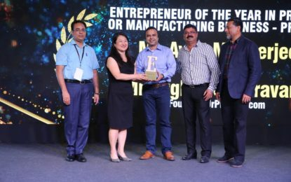 UrPrinters.com wins 'Entrepreneur of the Year'
