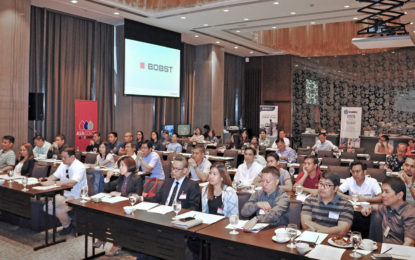 BOBST's Philippines roadshow highlights labels and flexible packaging innovations