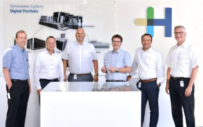 Heidelberg gets recognised for digitization strategy