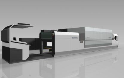 Komori to field test Impremia NS40 during spring 2019