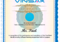 VINSAK enables Neovation Graphics embed multiple security features in a single document