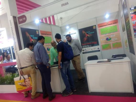 PRESSIdeasPRINTPACK INDIA 2019 nears a house-full | PRESSIdeas