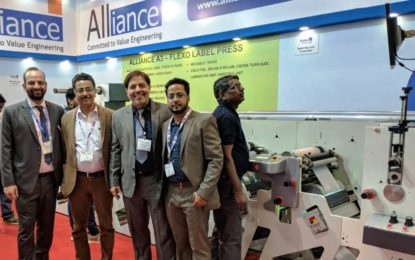 It's an Alliance repeat for Prakash Printers