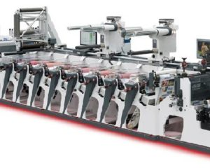 Omet to showcase iFLEX 370 at LabelExpo India
