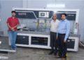 Autoprint Blanking Machine 108-2H at Patwa & Sons