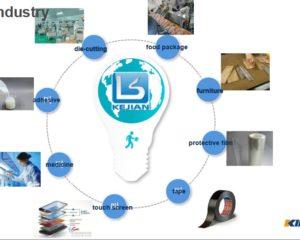 Kejian Instrument showcases at LabelExpo India