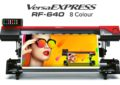 Roland DG launches VersaEXPRESS RF-640 8 colour eco-solvent printer