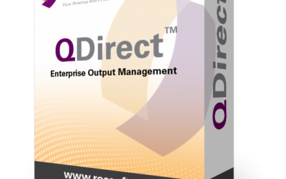 RSA releases new QDirect Output Management Software version