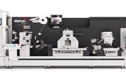 AB Graphic to feature 20 machines at Labelexpo Europe