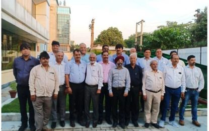IPAMA's new Governing Council Members