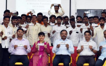 BAMU Printing Department celebrates Decennial Ceremony