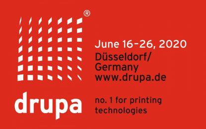 drupa world tour: Messe Düsseldorf and VDMA Printing and Paper Technology Association