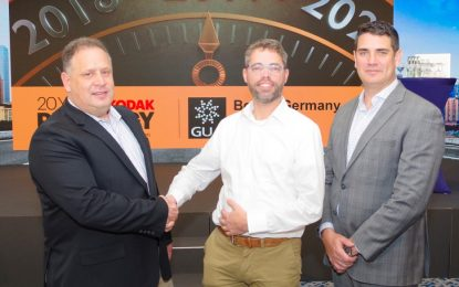 Kodak heralds new workflow era with Prinergy VME and Managed Services