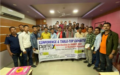 PAMEX receives massive response to its Nepal tour