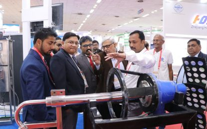 Successful Paperex 2019 attracts around 30000 visitors at the world's largest paper show