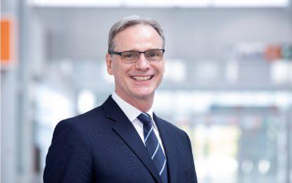 Wolfram N. Diener becomes new President & CEO at Messe Düsseldorf