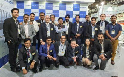 Komori highlights GL 37+C at Pamex 2020