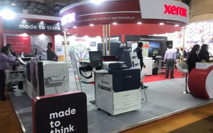 Xerox sets the bar higher for Print Production