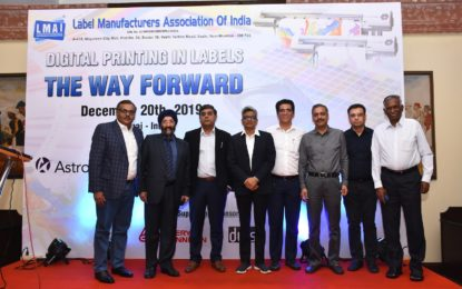 Successful LMAI digital print technologies event in south India