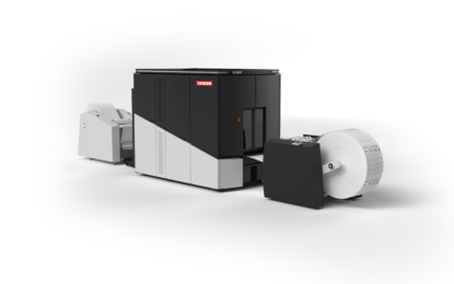 Xeikon Introduces New High-End Digital Label Press