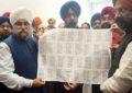 Heidelberg Speedmaster CS-92 to print Central Religious Scripture of Sikhism
