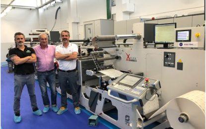 Idea-Rolmarkem procures third OMET X6 in 5 Years