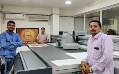 Samarth Digital to fructify expansion with new Pixeljet Hybrid Printer
