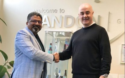 DKSH partners with Sandon Global in Asia