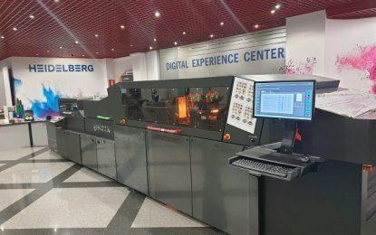 Heidelberg Italy Digital Experience Center installs world's first Scodix