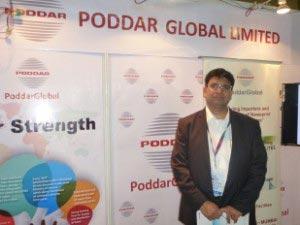 Mr.S.K.Poddar, MD, Poddar Global