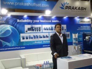 Prakash Offset stall